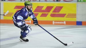 Eishockey: Wild Wings: Alles fix mit Christopher Fischer