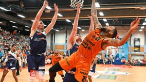 Basketball: Panthers glauben an die Play-offs