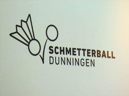 Das neue Logo des Schmetterball Dunningen   Foto: Merz Foto: Schwarzwälder Bote