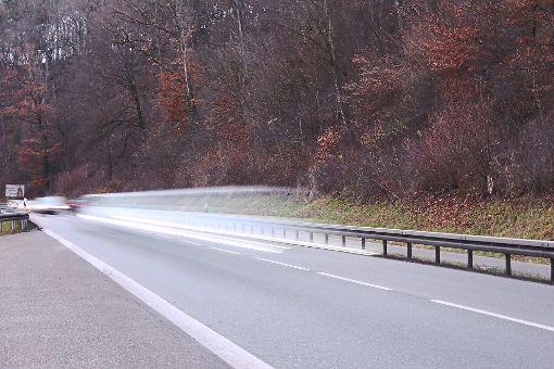 Die B 28 wird zur Landesstraße herabgestuft. Foto: Buck