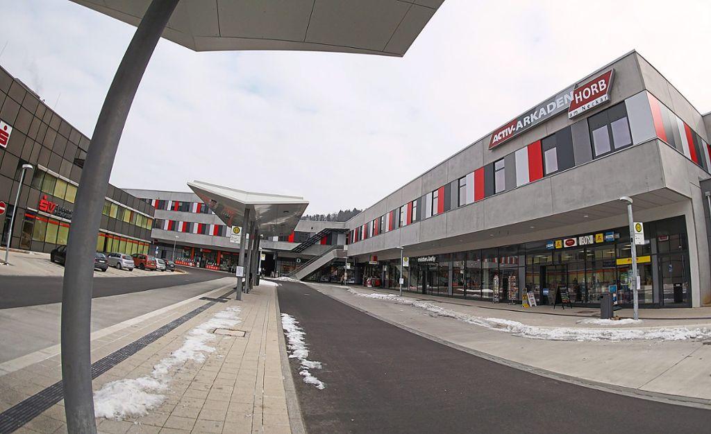 Horb A N Activ Arkaden Haben Neuen Besitzer Horb Am Neckar