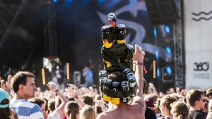 Happiness-Festival: Open-Air mit Traumwetter