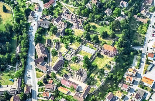 Das Interesse der Bevölkerung am Kloster Hirsau nimmt laut Klaus-Peter Hartmann immer mehr zu.  Foto: Fritsch