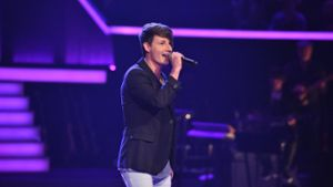 Oberndorf a. N.: The Voice of Germany: Damiano Maiolini zieht in Sing-Offs ein