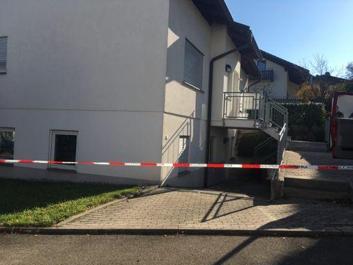 In Horb-Nordstetten ist ein Mann eines nicht natürlichen Todes gestorben. Jetzt ermittelt die Polizei. Foto: Lück