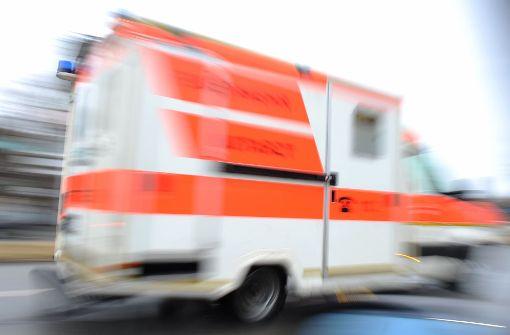 Ein Rollerfahrer ist bei einem Unfall in Horb schwer verletzt worden. (Symbolbild) Foto: dpa