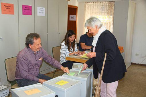 In Deißlingen liegen die Parteien gleich auf.   Foto: U. Fussnegger Foto: Schwarzwälder Bote