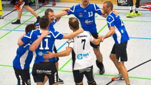 Volleyball: TV Beffendorf will dranbleiben