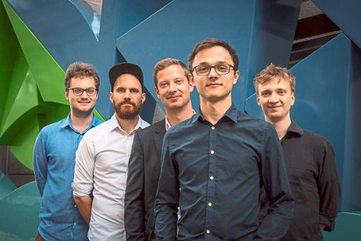 Das Vincent Eberle Quintett spielt beim letzten Konzert vor der Sommerpause am Samstag im Villinger Jazzkeller.  Foto: Jazzkeller Foto: Schwarzwälder Bote