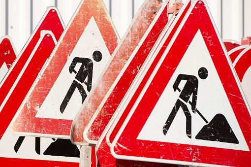 Eine 52-jährige Mercedes-Fahrerin hat sich am Donnerstagabend auf der A 5 bei Hohberg (Ortenaukreis) in einer Baustelle verirrt. (Symbolfoto) Foto: Archiv