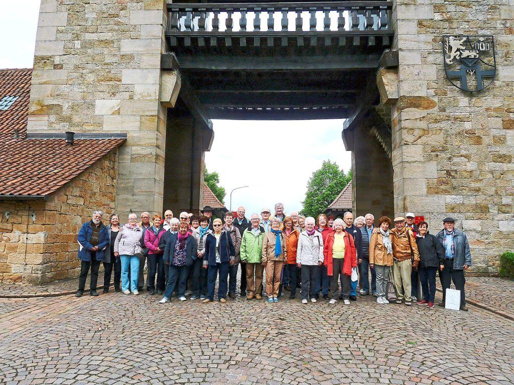 Oberndorf A N Igm Senioren Sind Im Wonnemonat Mai Gemeinsam