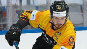 Eishockey: Wild Wings: Rechne fest mit Will Acton