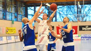 Basketball: Haiterbach reist als Favorit an