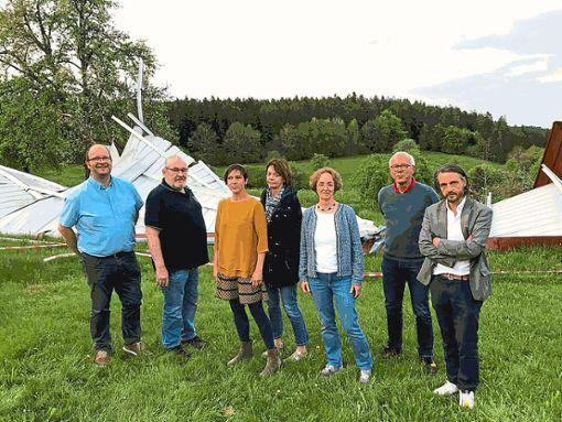 SPD-Kreistagskandidaten trafen sich mit Vertretern der Kulturwerkstatt und der Regionentheaters aus dem Schwarzen Wald.   Foto: SPD Foto: Schwarzwälder Bote