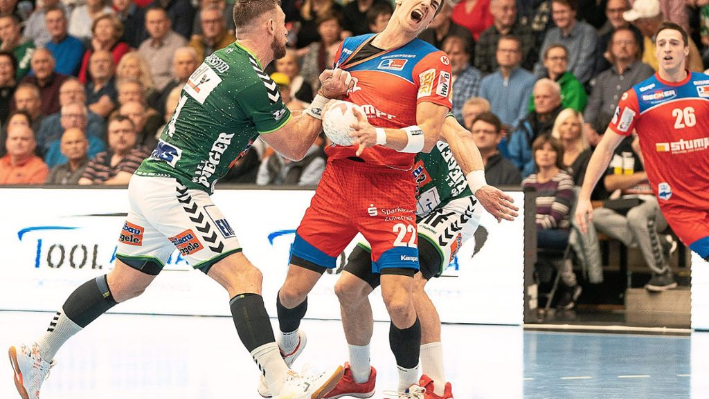 Handball: HBW feiert Derby-Coup in Göppingen - Schwarzwälder Bote