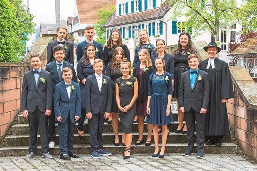 Jugendliche feiern ihre Konfirmation in festlichem Gottesdienst in der Marienkirche Baiersbronn. Foto: Foto in Style