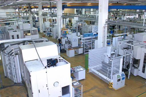 Blick ins Technologiezentrum von IMS Gear: Ein Neubauvorhaben in Villingen schafft ab 2019 zusätzliche Kapazitäten für Forschung und Entwicklung sowie den Anlagen-, Werkzeug- und Formenbau.   Foto: IMS Gear