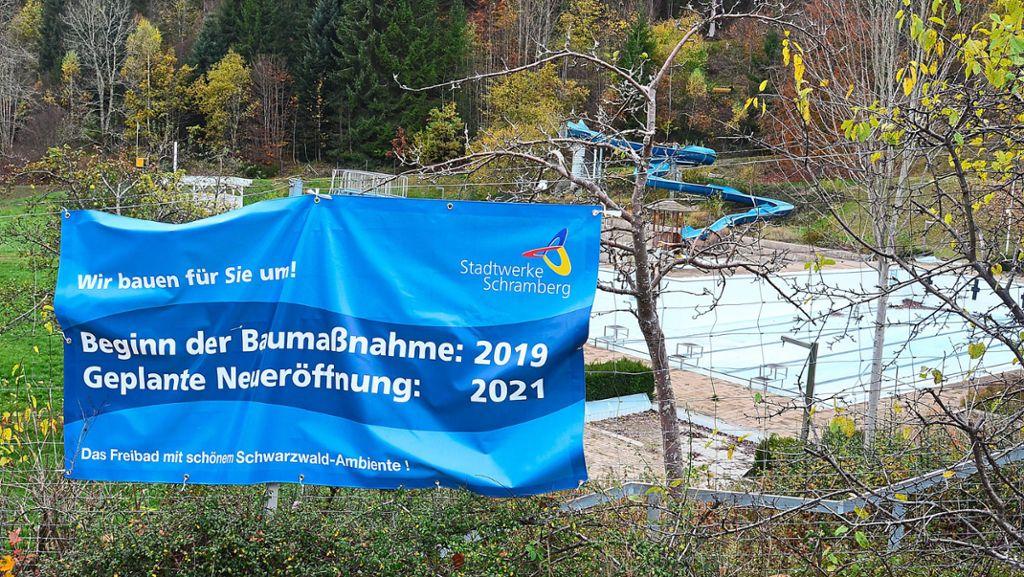 Schramberg: Kälble: Wenn alles klappt, schaffen wir Mai 2021 - Schramberg - Schwarzwälder Bote