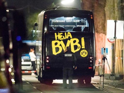 BVB-Attentäter Sergej W. geht nun doch nicht in Revision. Foto: dpa