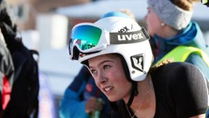 Wintersport: Daniela Maier in guter Form