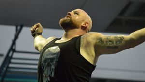 Bad Wildbad: Wrestling: Kampf der Giganten im Ring