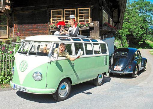 Die Besucher des Internationalen VW-Veteranentreffens dürfen sich auf echte Klassiker freuen. Foto: Tourist-Info Wolfach