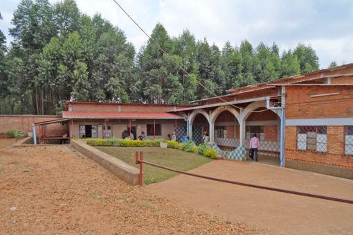 So sieht das Krankenhaus in Songa In Burundi aus. Foto: Schwarzwälder Bote