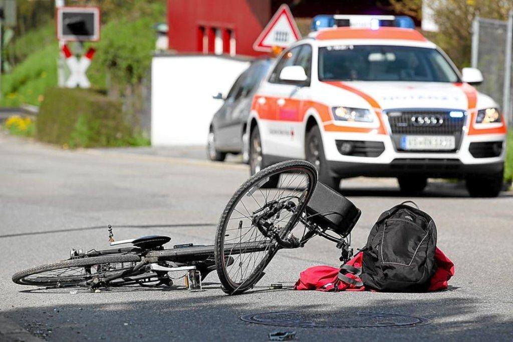 Radfahrerin verunglückt tödlich zwischen Hechingen und Bodelshausen