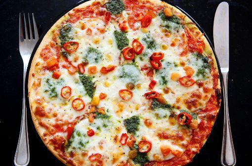 Essbar war die verkohlte Pizza in Schömberg nicht mehr. (Symbolfoto) Foto: dpa