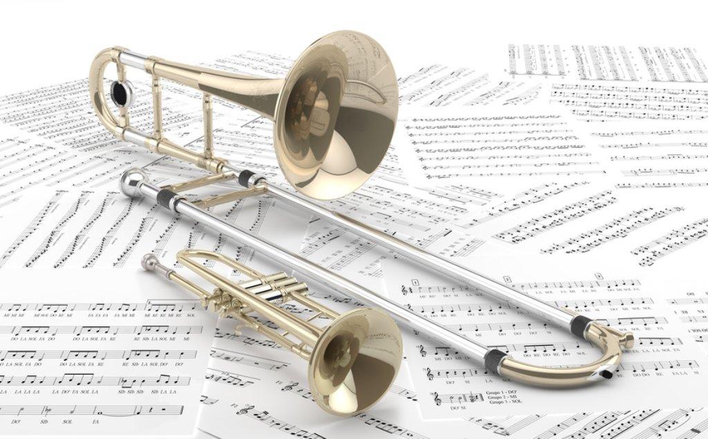 Blasmusikinstrumente