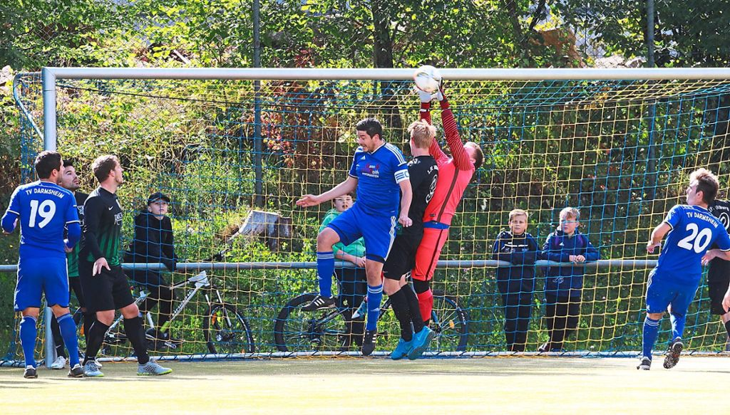 Fußball Das Ist Ein Riesending Für Den Ganzen Verein Bezirk