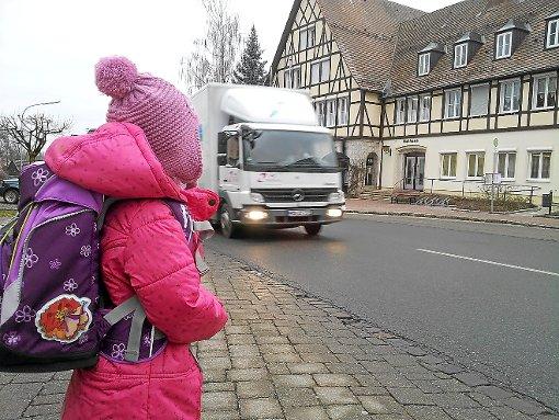 Nach dem Vorfall in Freudenstadt wurde nun ein Mädchen in Grünmettstetten von einem Fremden angesprochen. (Symbolbild) Foto: Gaus