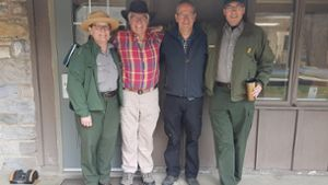 Region: US-Generalkonsul besucht Nationalpark