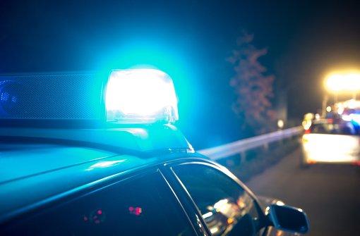 Randalierer haben in Calw die Polizei auf den Plan gerufen. (Symbolfoto) Foto: dpa