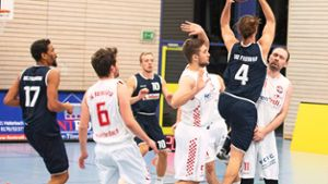 Basketball: Optimistisch nach Schwäbisch Hall