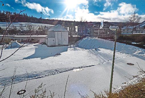 Auf dem EGT-Gelände baut der Energieversorger ein richtungsweisendes Gebäude. Dafür sind Befreiungen notwendig.   Foto: Vaas Foto: Schwarzwälder-Bote
