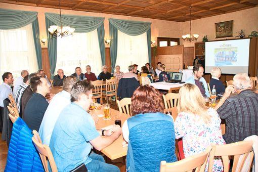 Pro Dobel lud zur Info-Veranstaltung ein.   Foto: Pro Dobel Foto: Schwarzwälder Bote