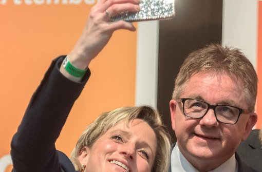 Die CDU habe mit Nicole Hoffmeister-Kraut als neue Wirtschaftsministerin einen Überraschungscoup gelandet sagte der Präsident des Baden-Württembergischen Industrie- und Handelskammertags Peter Kulitz Foto: dpa
