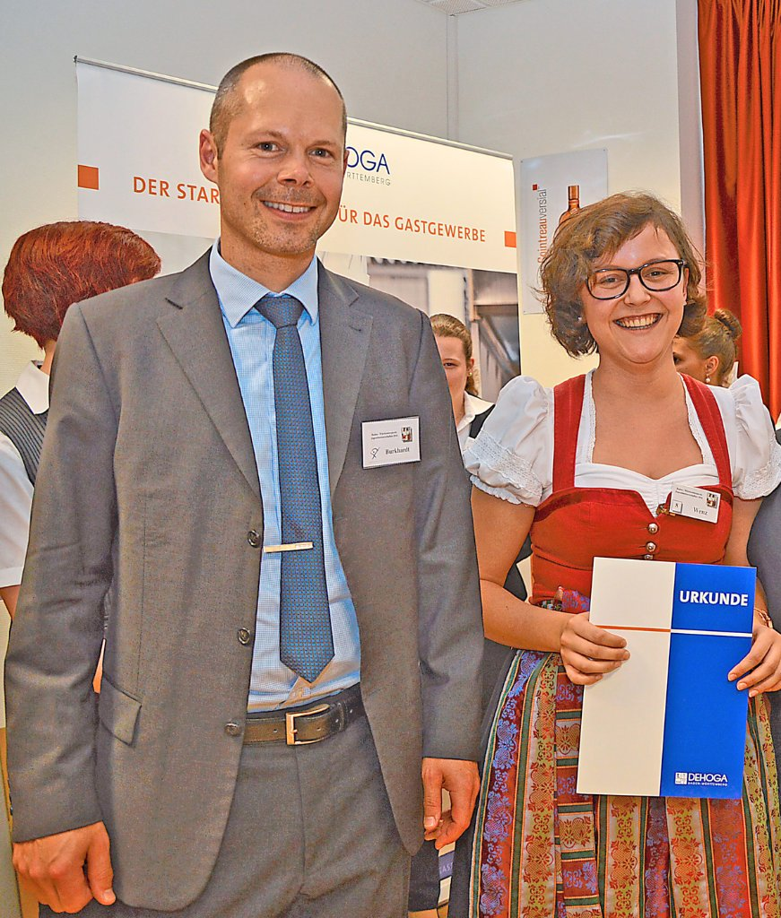 Baiersbronn: Vordere Plätze für Auszubildende - Baiersbronn