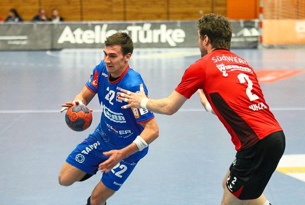 b7ad917963 Handball: HBW Balingen-Weilstetten: Wie am Schnürchen - Handball ...
