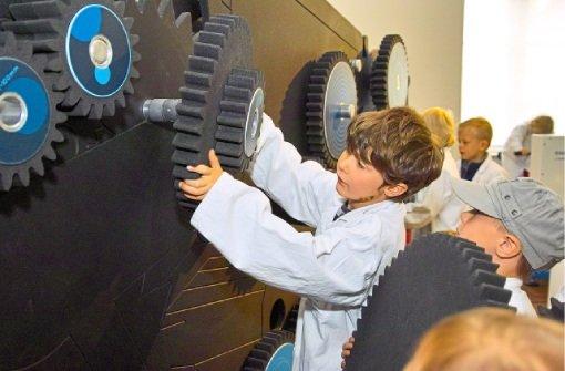 Wissenswertes über Natur, Mensch und Technik im Kinder- und Jugendmuseum Donaueschingen