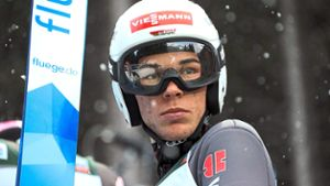 Wintersport: Luca Roths Fokus gilt der Junioren-WM