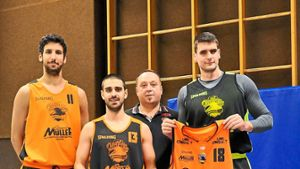 Basketball: Panthers verpflichten Petar Madunic