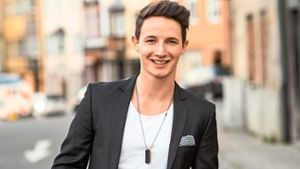 Oberndorf a. N.: The Voice Of Germany-Kandidat Damiano Maiolini bei Fez-Beachparty