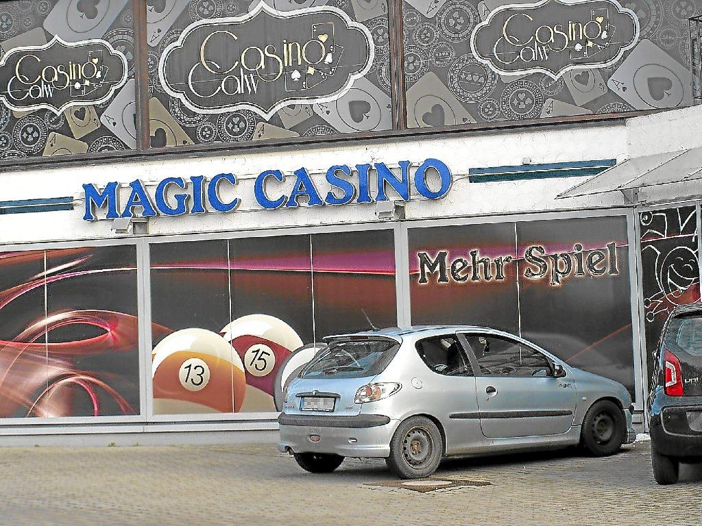 magic casino zentrale