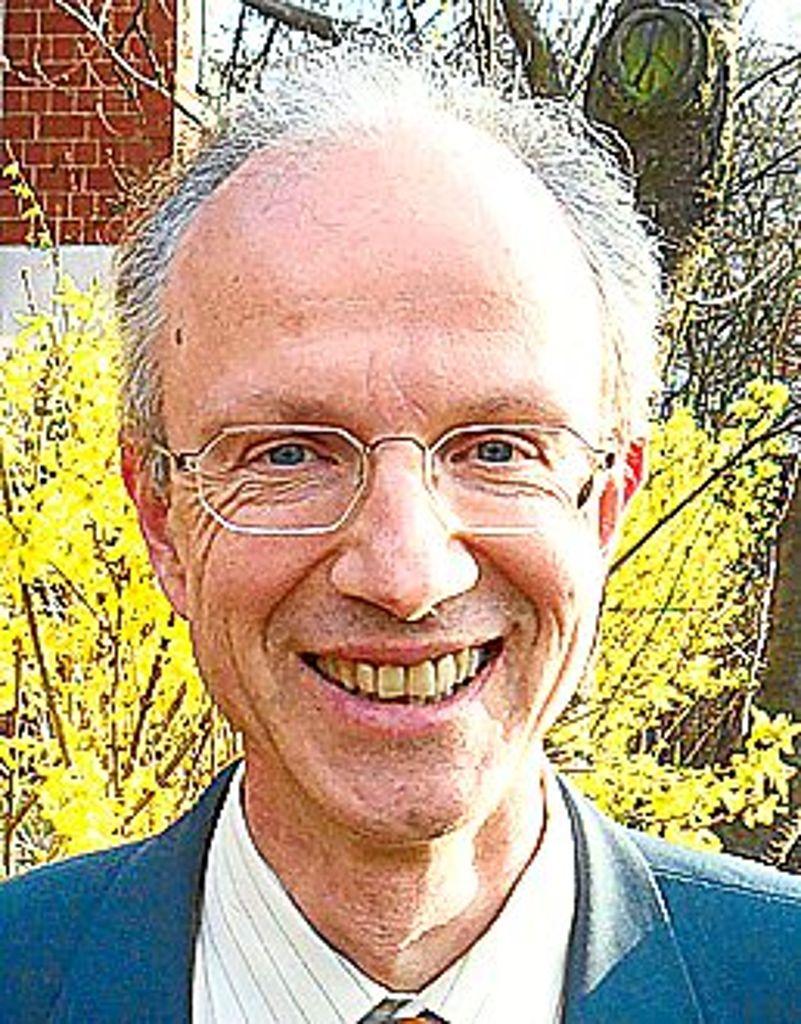 Reinhard Hauber ist  Islambeauftragte des evangelischen Kirchenbezirks Nagold. Foto: Schwarzwälder Bote