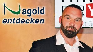 Nagold entdecken - HEUTE MIT: : Yasin Oerenc, Fitness for You