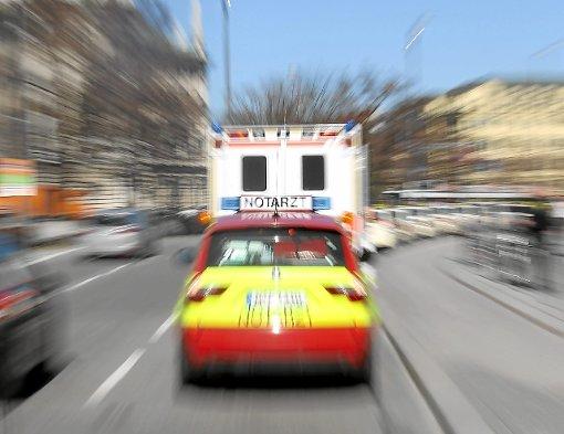 Die Notfallversorgung ist eine wichtige Aufgabe, bei der es schnell gehen muss. Nach einigem Hin und Her ist sie in Schömberg vorerst gesichert.    Foto: Jansen