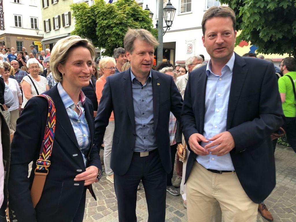 Philipp Hahn wird Nachfolger von Dorothea Bachmann