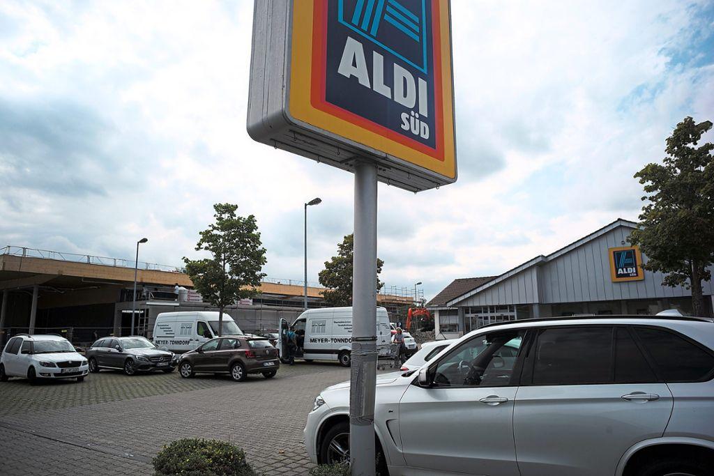 Balingen: Auf Gehrn: Neuer Aldi Markt öffnet Mitte November